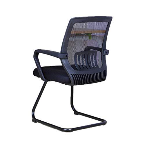 Fhw silla de oficina silla de vídeo estudio trastienda del restaurante del dormitorio de vuelta Silla juego de vuelta a prueba de agua no es fácil de lavar de nuevo presidente de la silla silla de ofi