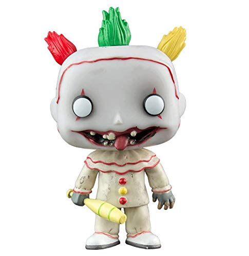 MCC Studio Funko Pop Television : American Horror Story - Twisted Clown 3.75inch Vinyl Gift for...
