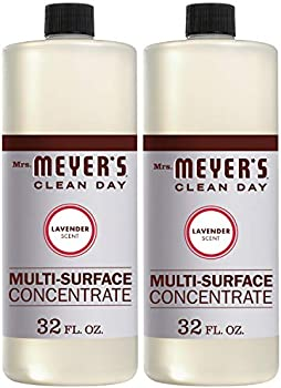 2-Pack Mrs. Meyer's Clean Day Multi-Surface Cleaner Concentrate