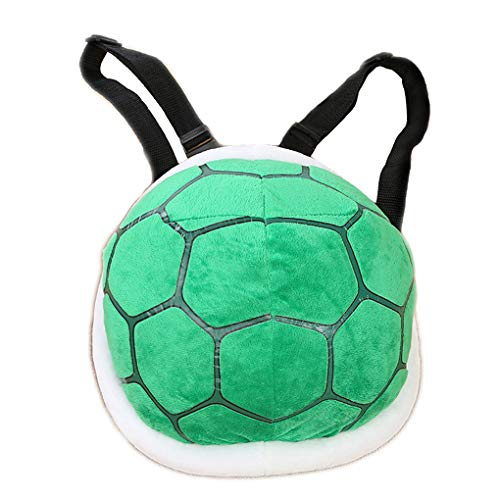 Turtle Shell Backpack Cartoon Plush Toy Small Backpack