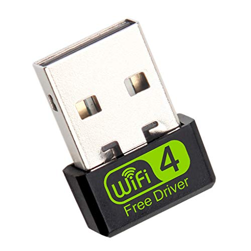 LYY Mini USB WiFi Adapter 150Mbps for PC USB Ethernet WiFi Dongle 2.4G...