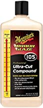 Meguiar's M10532 Mirror Glaze Ultra-Cut Compound, 32 Fluid Ounces, 1 Pack