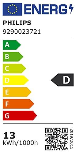 Philips - Bombilla LED Cristal, 120W, E27, Globo G120, Mate, Luz Blanca Cálida, No Regulable