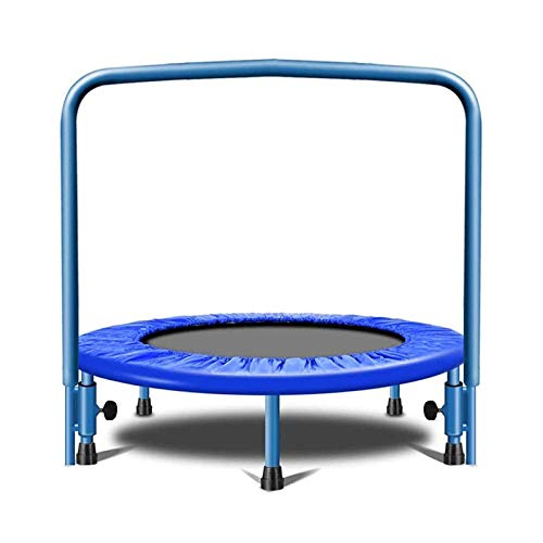 Lamyanran Trampolin Brincolin para Niños y Adultos Cama de Rebote de trampolín Interior y al Aire Libre para niños para niños para Adultos y niños Regalo