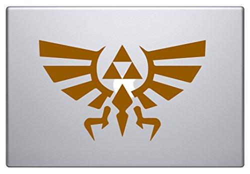 Hyrule Eagle Triforce Zelda (Gold 6