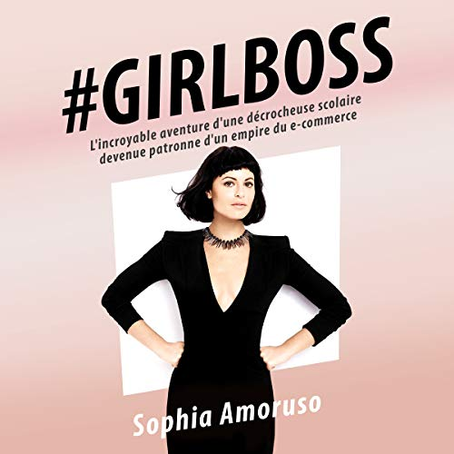 Couverture de #Girlboss