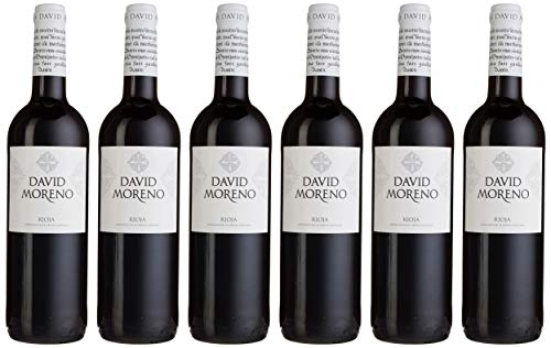 David Moreno Tinto Rioja Tempranillo (6 x 0.75l)