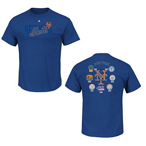 MLB T-Shirt New York Mets Cooperstown Last Rally Tee Baseball (L)