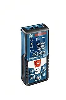 Bosch 06159940H0 Distancia/medidor láser GLM C Professional + trípode BT 150, medición de Longitudes, Superficies, Volumen e inclinaciones. Rango de Cuchilla: 0,05 – 50 m, Color:, Size (B01F846J8Y) | Amazon price tracker / tracking, Amazon price history charts, Amazon price watches, Amazon price drop alerts