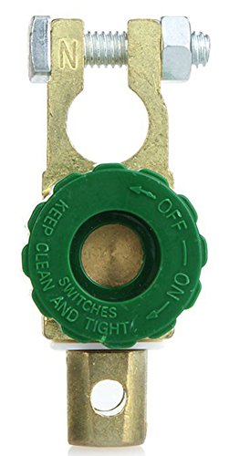 SaySure - Universal Battery Terminal Link Switch Quick Cut-off Disconnect
