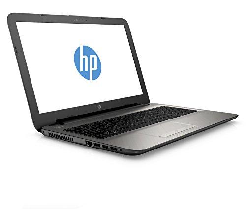HP 15-ac040nl Notebook, Processore Intel i7 Core, Memoria 8 GB, HDD SATA da 1 TB, Scheda Grafica AMD Radeon R5 M330, Argento