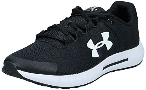 Under Armour Micro G Pursuit Bp Zapatillas de Running Mujer, Negro (Black 002), 40 EU (6 UK)