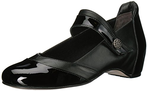 [Walking Cradles] Women's Kelsey-2 Loafer, Black, Size 7.5