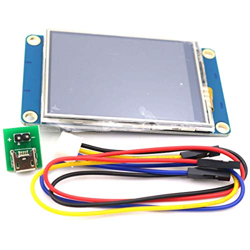asiawill nextion nx3224t024Generic 6,1cm TFT 320x 240Auflösung Intelligente LCD Touch Screen Display