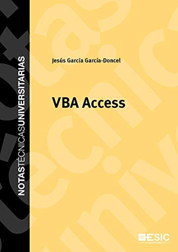 VBA Access (Spanish Edition)