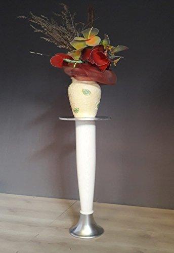Porte-fleurs, porte-pots en bois de hêtre massif