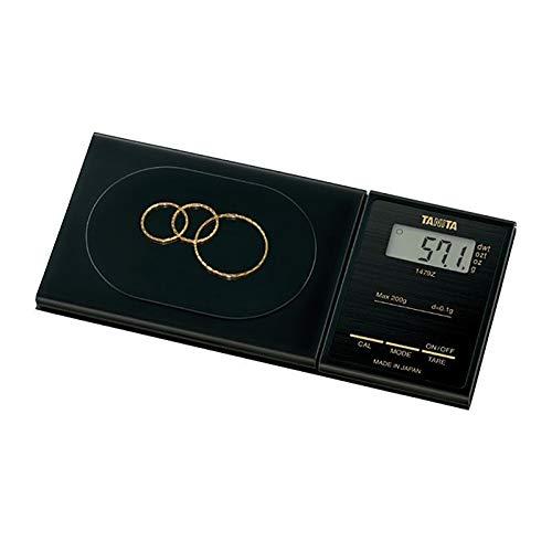Perloro Bilancina Professionale precisione Tascabile gioielleria Cucina da 0.1grammi Fino a 200 Grammi