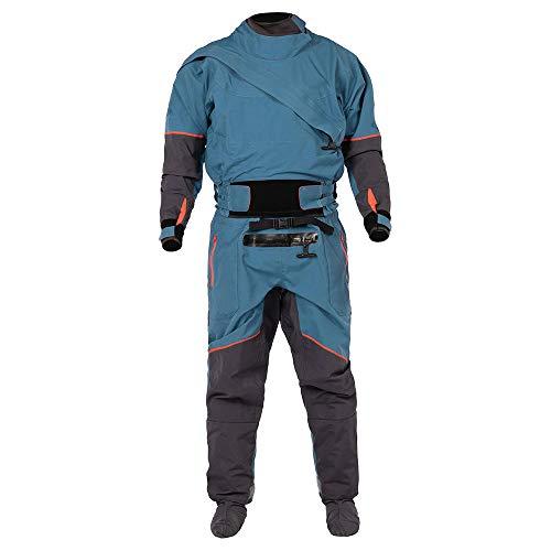 Manspyf Men's Waterproof and Breathable for Kayaking Drysuit