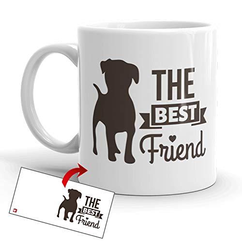 Kembilove Tazas de Mascotas – Taza de Café Divertidas con Mensaje The...