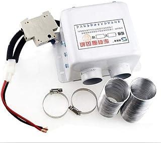Lancei Auto Heizung Elektrische Kfz Zusatzheizung 12V 600W / 800W Scheibenheizung für Winter Auto Air Outlet