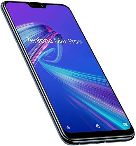 ASUSZenFoneMaxProM2ミッドナイトブルー6GB/64GBZB631KL-BL64S6【日本正規代理店品】