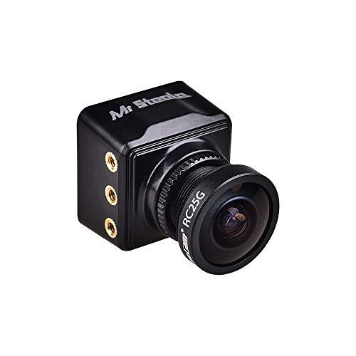 RunCam Swift Mini 2 Mr. Steele Edition CCD FPV-Kamera NTSC Integrierte OSD NTSC One-Touch-Szeneneinstellung 2,5 mm Sichtfeld 140 ° für FPV Quadcopter Racing Drone NTSC