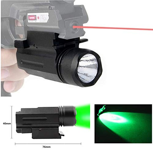 FIRECLUB Tactical Flashlight Release Hunting