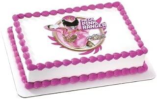 power rangers sheet cake