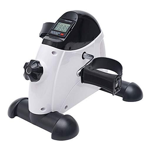 OUYA Mini Pedal Multifuncional para Bicicleta De Interior con Ciclo Estacionario De Pantalla Electrónica para El Hogar Y La Oficina