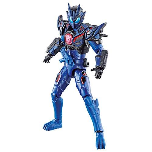 Bandai Kamen Rider Zero-One RKF Rider Armor Series Kamen Rider Vulcan Assault Wolf Action Figure