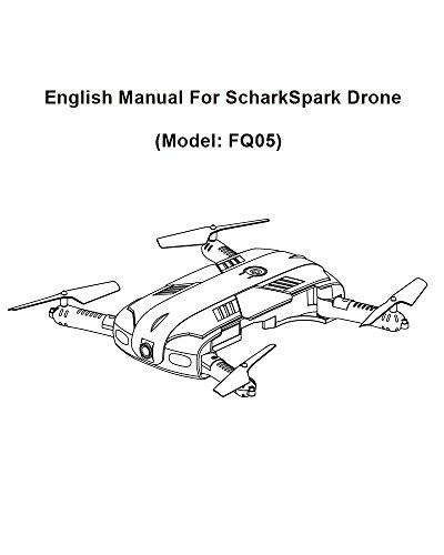 ScharkSpark Drone Manual