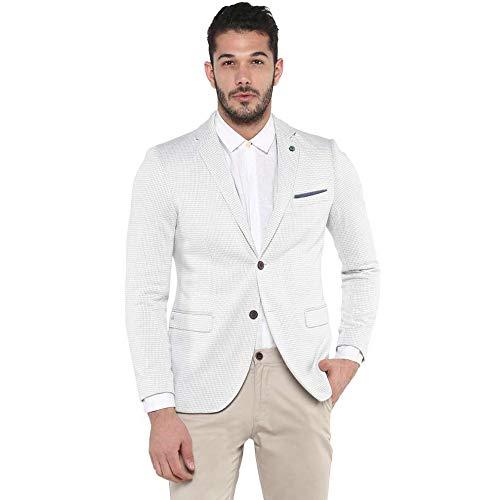 Arrow New York Men's Notch Lapel Slim fit Blazer