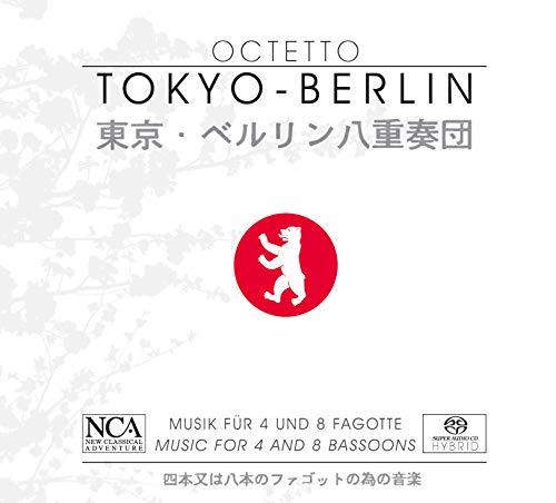 Musik für 4 und 8 Fagotte