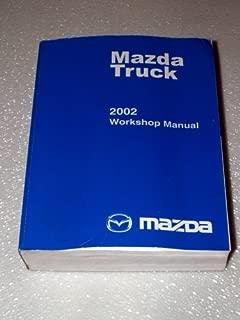 2005 Mazda B-Series Truck Workshop Manual