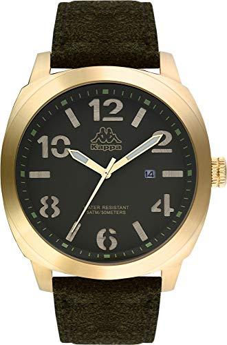 Kappa Sport KP-1416M-B horloge zeer sportief