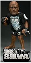 World of MMA Champions Round 5 UFC Ultimate Collector Series 3 Limited Edition Action Figure Anderson Spider Silva