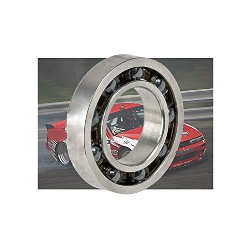 TANGJIANCHENG Tangjc-b 14x25.8x6mm MR258146EC Motor traseras con Bolas de cerámica ABEC-3 Rodamientos for NOVAROSSI T46 Jaula de Nylon for el Coche de RC 1PC (Size : 14x25.8x6mm 1PC)