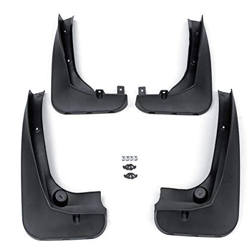 ACYCY Accesorios para Automóviles Aletas De Barro para Automóvil Guardabarros Guardabarros Protectores contra Salpicaduras Accesorios para Aletas De Barro para BMW X3 F25 2011 2012 2013 2014 2015 201