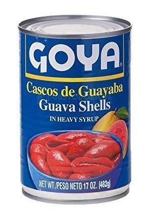 Goya Cascos de guayaba 482gr