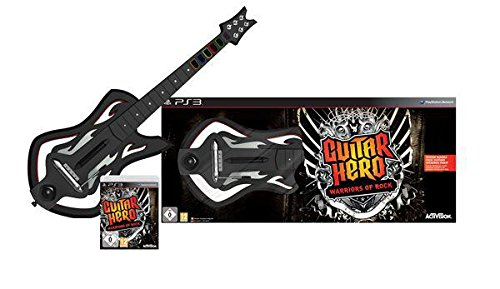 Guitar Hero 6: Warriors of Rock - Guitar Bundle (Wii) [Importación inglesa]