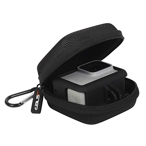 Hard gopro case Carrying Case for GoPro Hero 8/7/(2018) 6/5/4/3,DJI Osmo Action JSVER Hard Shell Protective Case Travel Storage Bag for DJI Osmo...