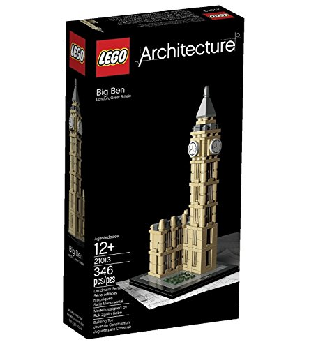 Lego Architecture - Big Ben (21013)