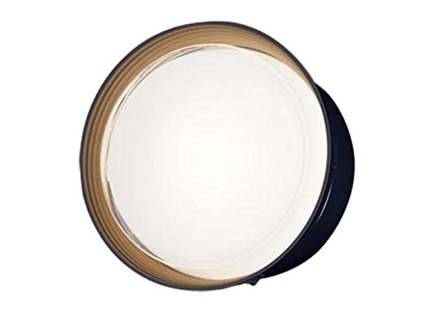 安定継続中疑いPanasonic LED ポーチライト 壁直付型 40形 電球色 LGWC81312LE1