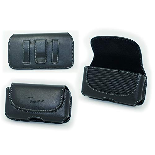 yan Case Pouch Holster with Belt Clip/Loop for Net10/Tracfone ZTE Quartz Z797C 797C