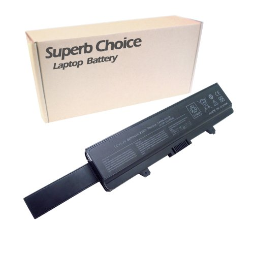 Superb Choice 9-Cell Battery Compatible with Inspiron 1440.
