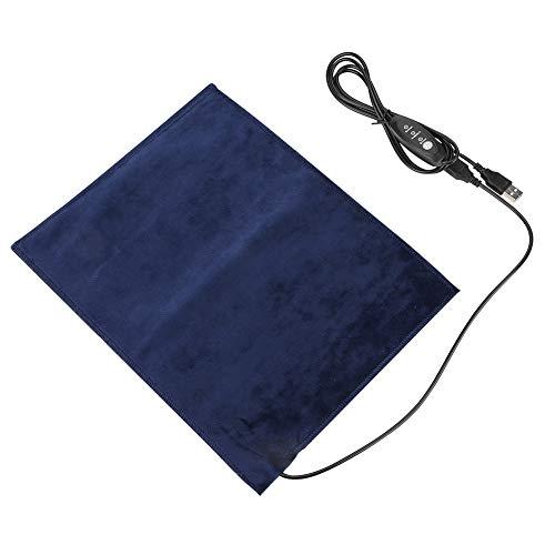 FTVOGUE 5V2A USB Electric Cloth Heater Pad 3-Mode Adjustable Temperature...