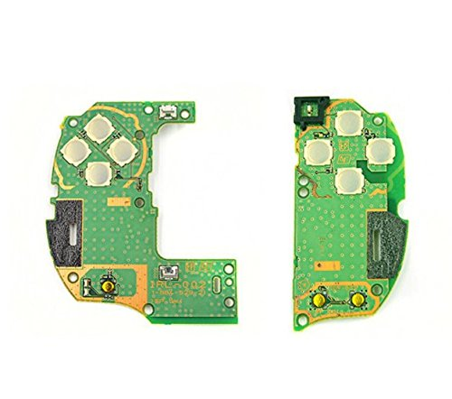Replacement Wireless WiFi Version Circuit Board for PlayStation Vita PS Vita PCH-1000 PSV 1000 Left Right Button Circuit Logic Board IRR-002 -  Cleveland Morse