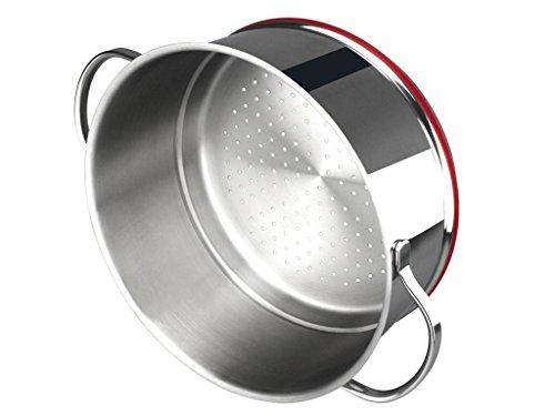 MAGEFESA Steamer 24 cm diámetro, inox01PXSTNOV24