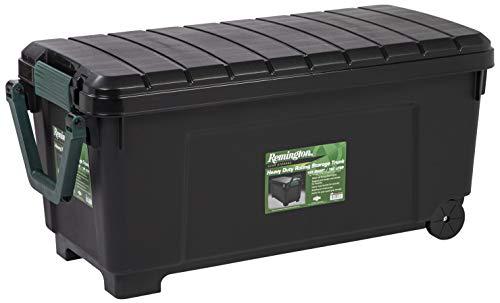 IRIS USA SIA-1000H Storage Trunk, 169 Quart, Black