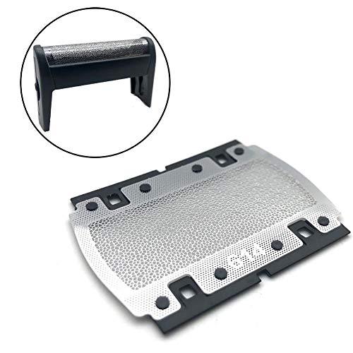 Accessoires de Rasoir de pièces de Rechange de tête de Rasoir/tête de Tondeuse électriques pour Braun 614 Mesh 355, 370, 375, 5614, 5615, P10